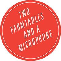 Two Farmtables And A Microphone
