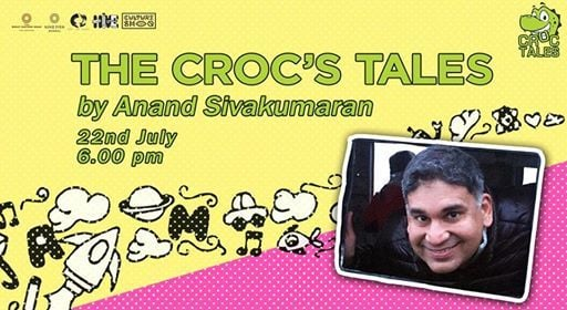 The Crocs Tales by Anand Sivakumaran