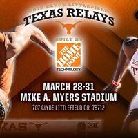 91st Clyde Littlefield Texas Relays