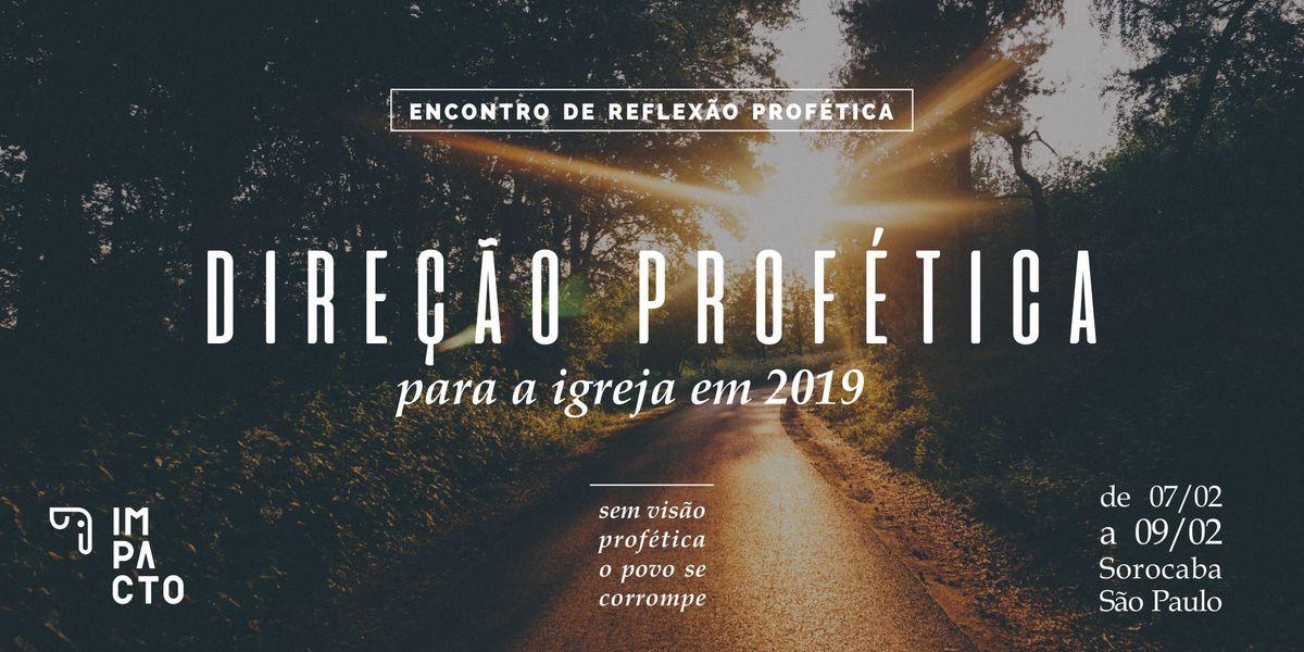 Encontro de Reflexo Proftica 2019