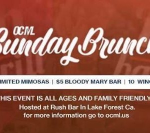 OCML Sunday Brunch - The Sbins Neptune Recovery &amp Kings Prophet
