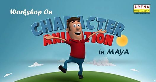 Free Workshop on Character Animation in MAYA
