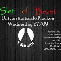 Slet of Bezet 2017