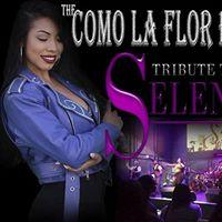 The Como la Flor Band Tribute to Selena Quintanilla