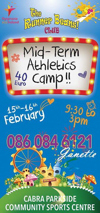 Midterm Break Athletics Camp