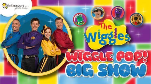 The Wiggles - Wiggle Pop Big Show