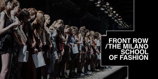 Front Row MMD  Fashion Film Simonetta Buffo