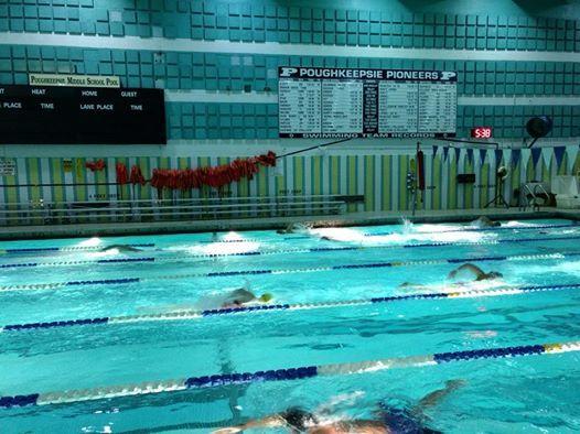 FISH Masters Swim Session
