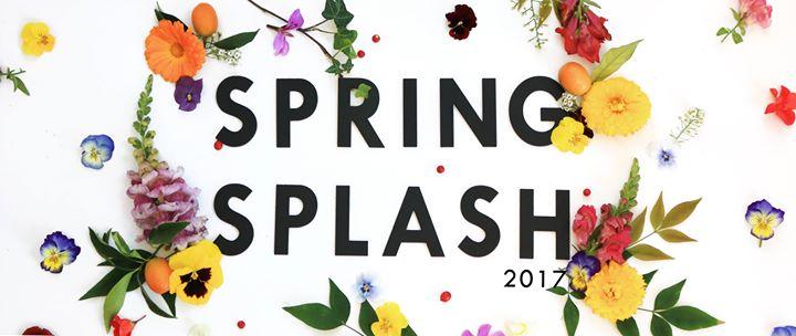 Spring Splash 2017