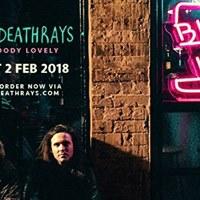 DZ Deathrays Bloody Lovely Tour - Hobart