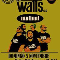 Concierto Matinal Los Watts 6.0