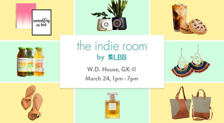 The Indie Room 3 Floors Of Local Food Products & Experiences
