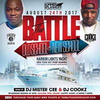 Aug 24 The Battle Old School Vs New School Tickets on SALE NOW