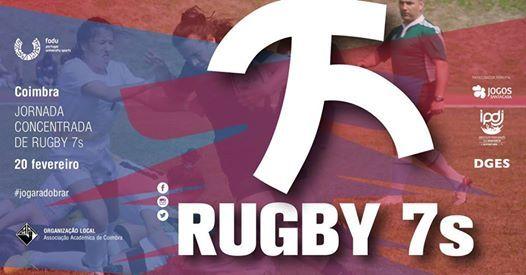 Jornada Concentrada de Rugby 7s masculinos