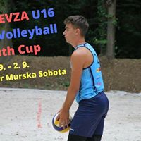 MEVZA U16 Beach Volleyball Youth Cup