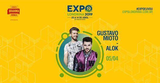 Show de Gustavo Mioto e Alok