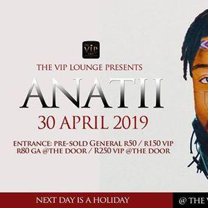 Anatii Live