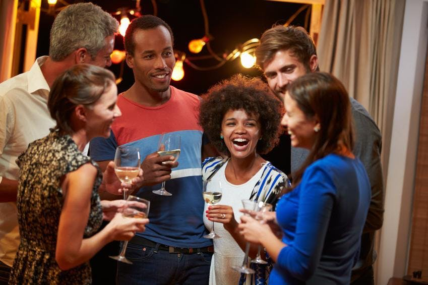 Sedona Patio Party &amp Networking Social