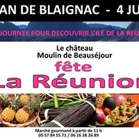 Bordeaux fte lle de la Runion