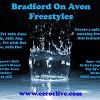 Bradford on Avon freestyle - DJ Kevin Hyde