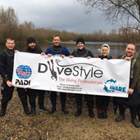 PADI Open Water Qualifying Dives May