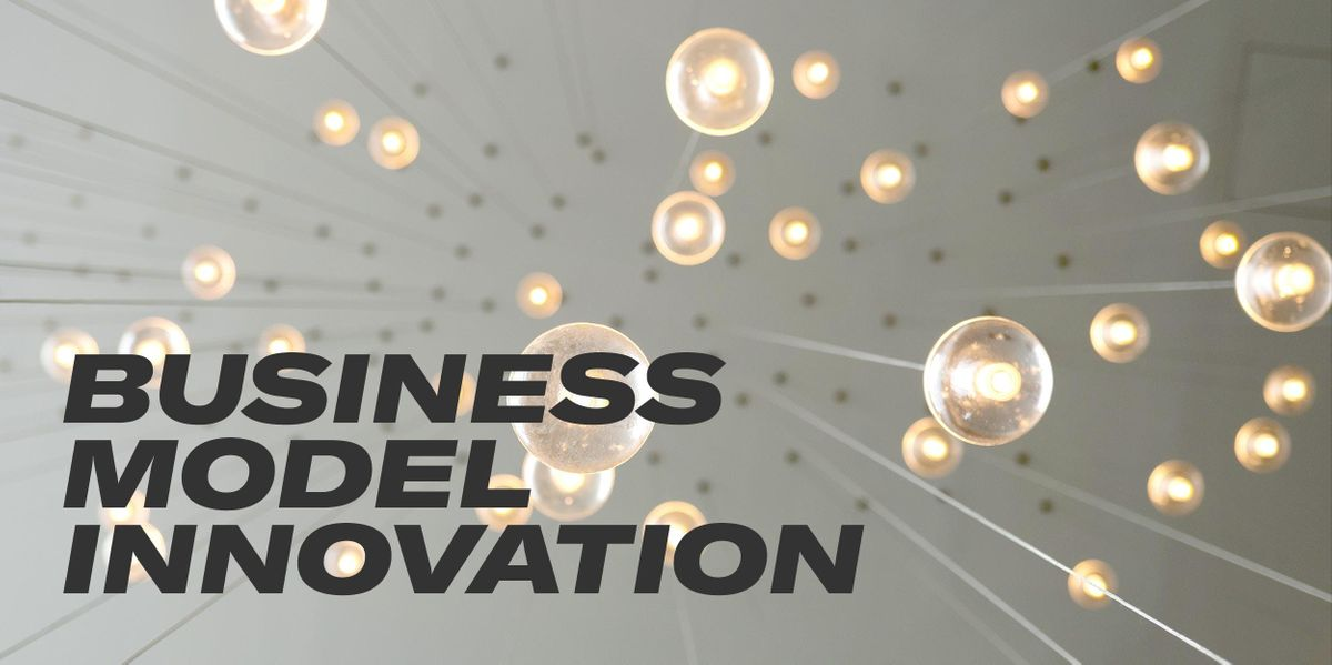 Masterclass Business Model Innovation