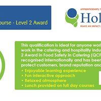 HABC Level 2 Food Safety