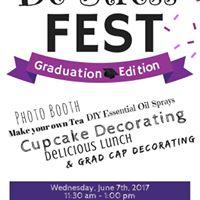 De-Stress Fest - Graduation Edition