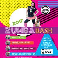 Zumba Bash 2017 Fundraiser