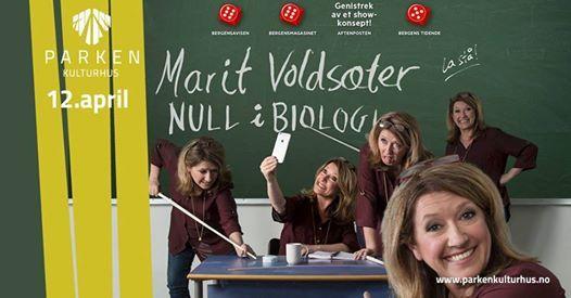Marit Voldster - Null i biologi