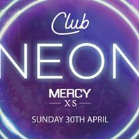 Club NEON - Bank Holiday Sunday