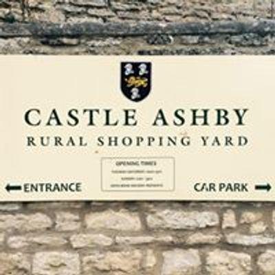 Castle Ashby Rural Shopping Yard