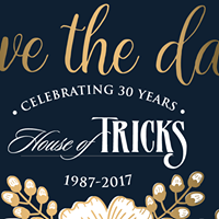 House of Tricks 30th Anniversary Party