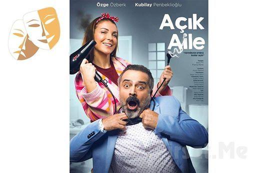 Ak Aile Tiyatro Oyunu Bileti 40 TL Yerine 35 TLden Balayan