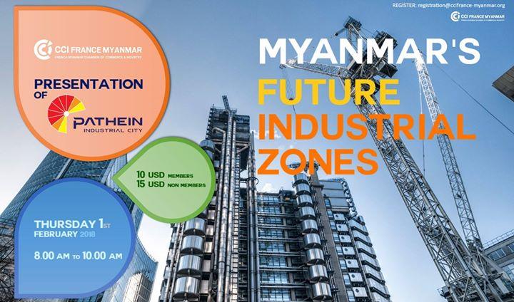 Pathein Industrial City Presentation CCIFM