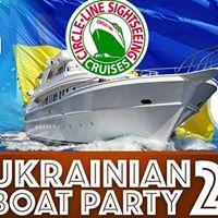 Ukrainian Boat Party 2