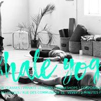 Restorative Hatha Yoga Vevey