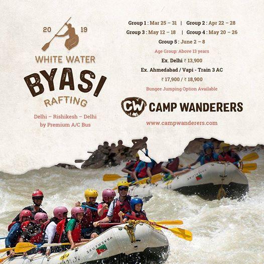 Byasi ( White Water Rafting )