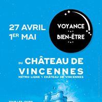 Events activities in vincennes discover today for Salon de la voyance a paris