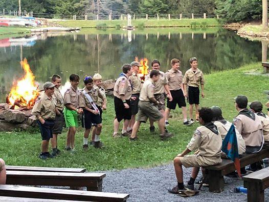 2019 Boy Scout Summer Camp | Spring Mills