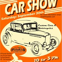 Platte River Bar and Grill Annual Car and Bike Show