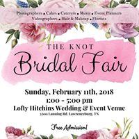 The Knot - Bridal Fair