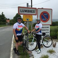 Day Trip to France. Just over 50 mile loop taking in Boulogne.