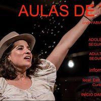 Aulas de Teatro - Bragana Paulista