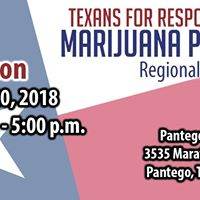 Texas Marijuana Policy Advocacy Workshops - Arlington