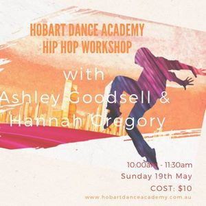 Hobart Dance Academy - Hip Hop Workshop