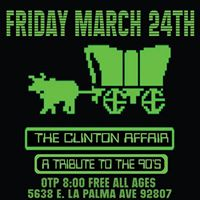 The Clinton Affair (A Tribute to the 90s)