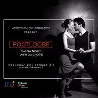 Footloose Salsa Night