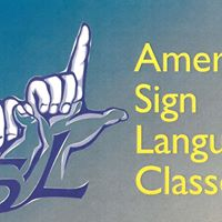 Register for Free American Sign Language Classes