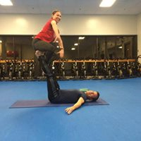 Acroyoga Charity Playshop with Dave